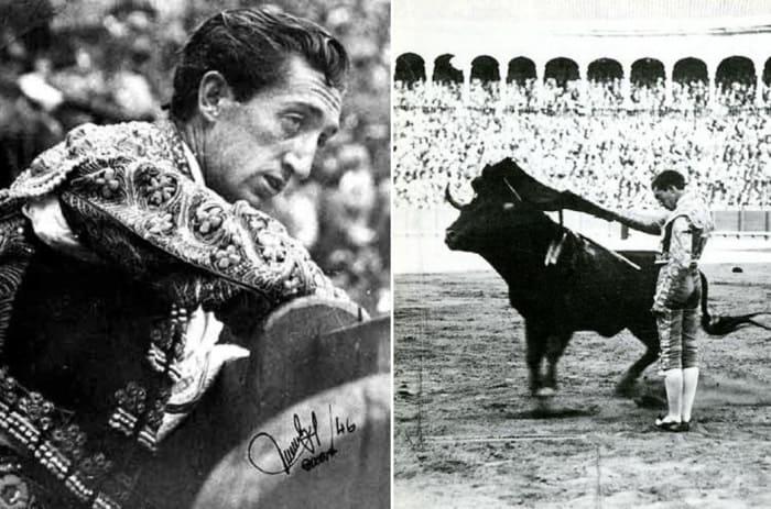 Тореадор, который стал национальным героем Испании | Фото: blog.arthistoryonline.ru и liveinternet.ru