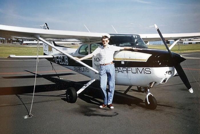 Немецкий пилот-любитель Матиас Руст | Фото: mediaspy.ru