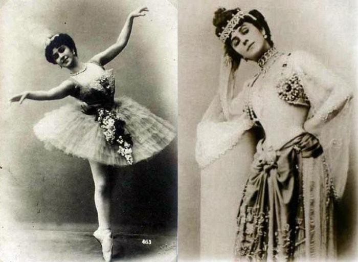 Знаменитая прима-балерина | Фото: chtoby-pomnili.com