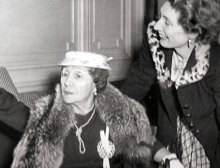 Матильда Кшесинская, 1954 | Фото: chtoby-pomnili.com