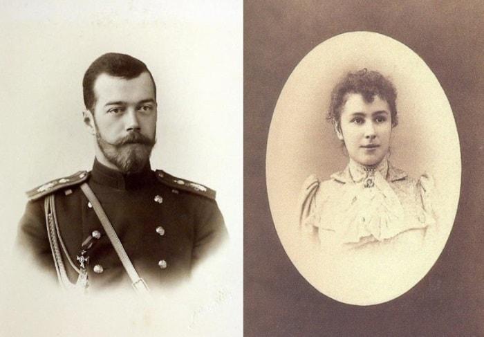 Николай II и Матильда Кшесинская | Фото: old-picture.ru