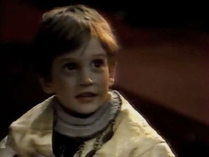 Матвей Лыков в телеспектакле *Томас Бекет*, 1992 | Фото: kino-teatr.ru