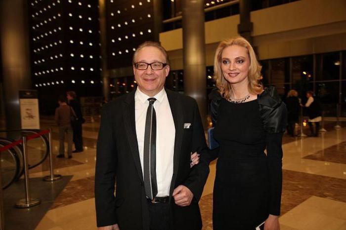 Максим Дунаевский с женой Мариной | Фото: fb.ru