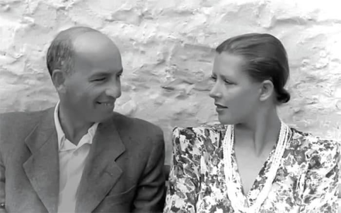 Родители композитора – Исаак Дунаевский и Зоя Пашкова | Фото: tele.ru