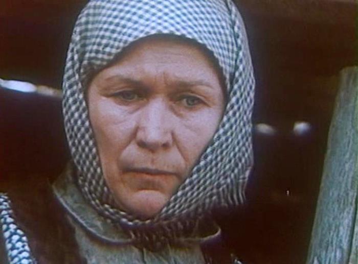 Майя Булгакова в фильме *Цыган*, 1979 | Фото: kino-teatr.ru