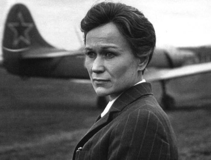 Майя Булгакова в фильме *Крылья*, 1966 | Фото: vokrug.tv