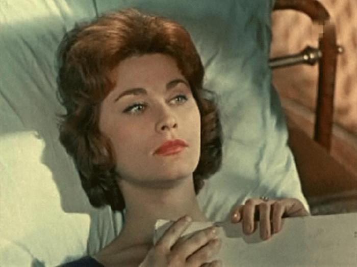 Майя Менглет в фильме *Аленка*, 1961 | Фото: kino-teatr.ru