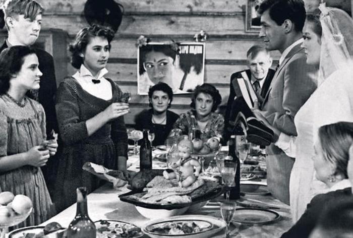 Кадр из фильма *Дело было в Пенькове*, 1957 | Фото: 7days.ru