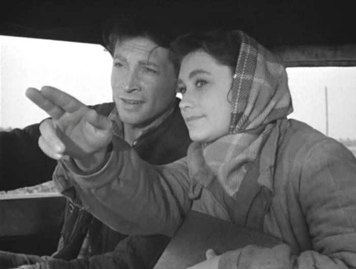 Кадр из фильма *Дело было в Пенькове*, 1957 | Фото: stuki-druki.com