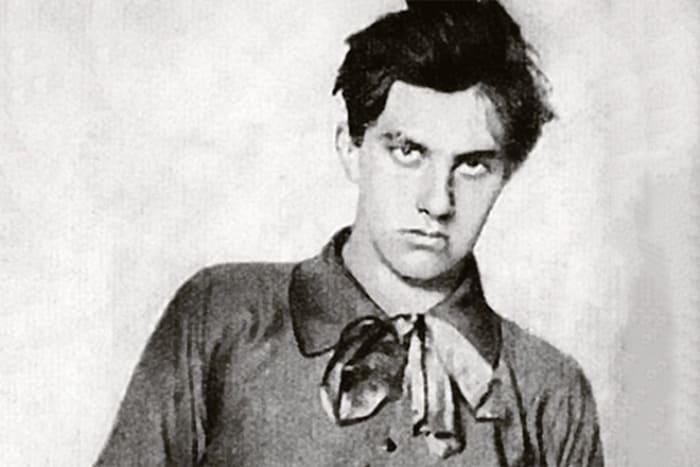 Владимир Маяковский в юности | Фото: 24smi.org