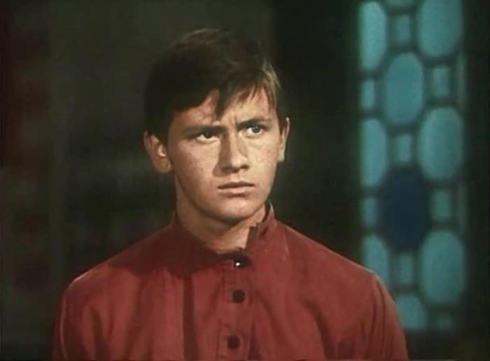 Алекс Менглет в фильме *Старая крепость*, 1972-1973 | Фото: kino-teatr.ru