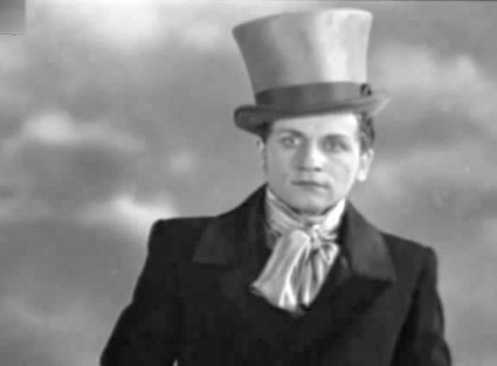 Георгий Менглет в фильме *Лермонтов*, 1943 | Фото: kino-teatr.ru