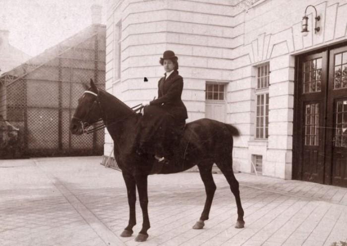 Мерседес Еллинек, 1905 | Фото: locomotions.ru