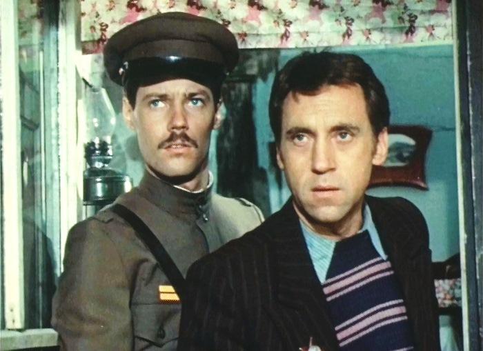 Кадр из фильма *Место встречи изменить нельзя*, 1979   Фото: gorotdel.ru