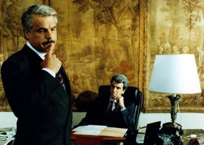 Кадр из фильма *Джованни Фальконе*, 1993 | Фото: kino-teatr.ru