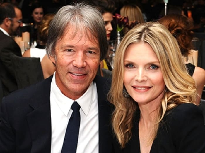 Актриса с мужем, телевизионным продюсером Дэвидом Э. Келли | Фото: ru.hellomagazine.com