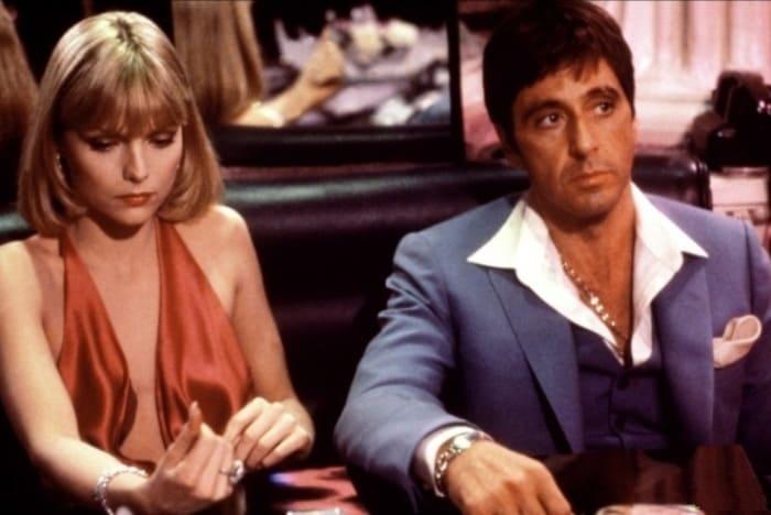 Кадр из фильма *Лицо со шрамом*, 1983 | Фото: 24smi.org