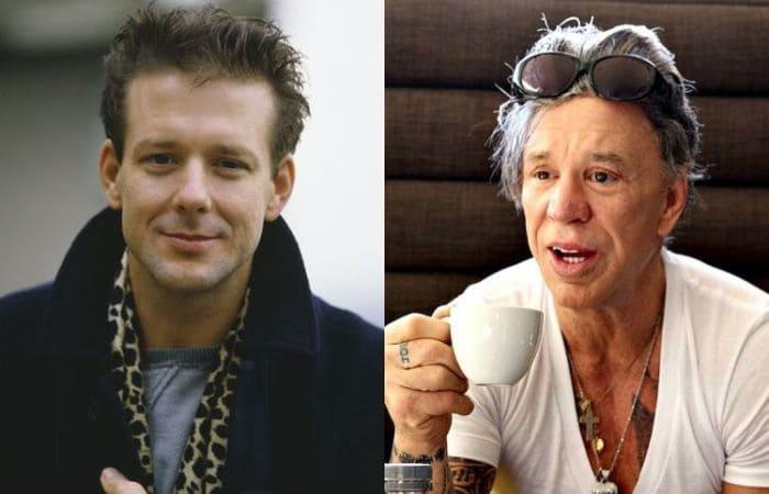 Актер в молодости и в наши дни   Фото: 2queens.ru