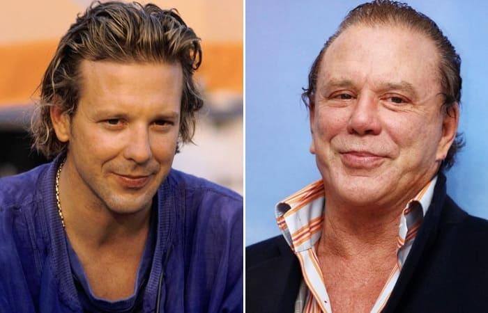Актер в молодости и в наши дни   Фото: fancy-journal.com