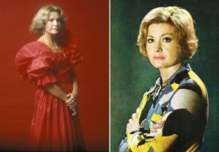 Людмила Максакова | Фото: kino-teatr.ru