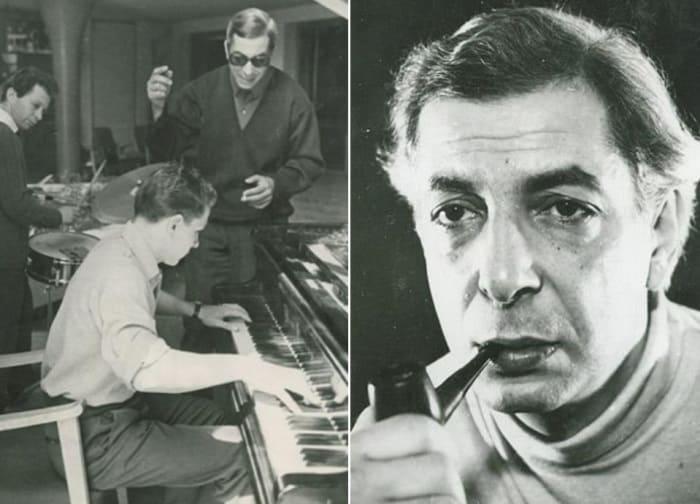 Автор музыки к фильмам *Ирония судьбы* и *Семнадцать мгновений весны* | Фото: tariverdiev.ru