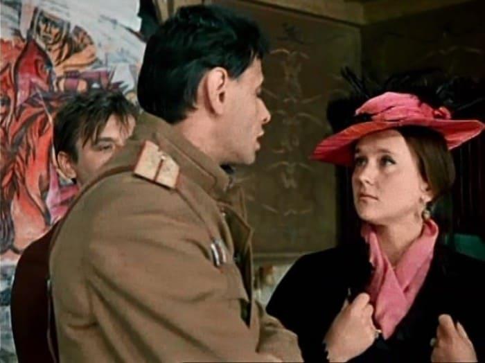 Кадр из фильма *Гори, гори, моя звезда*, 1969 | Фото: kino-teatr.ru