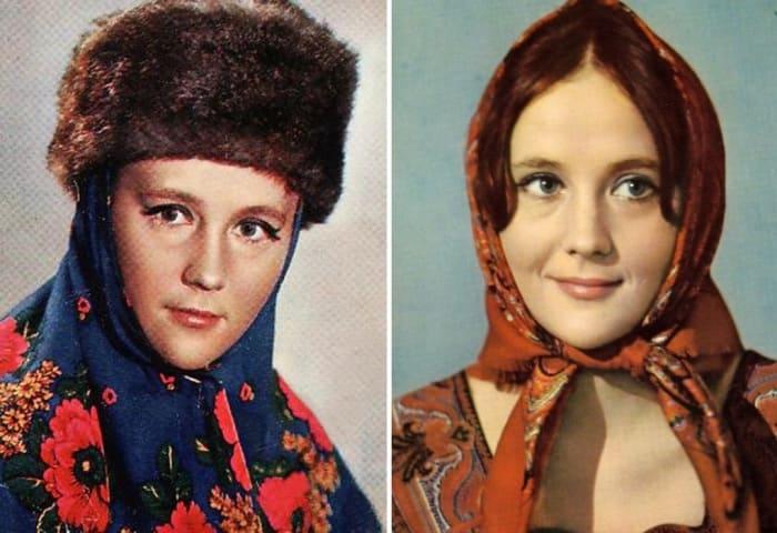 Актриса Микаэла Дроздовская | Фото: kino-teatr.ru