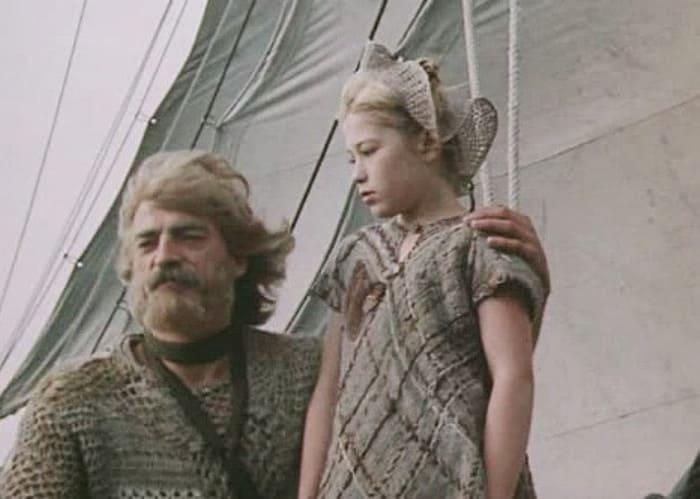Кадр из фильма *Пеппи – Длинный чулок*, 1984 | Фото: kino-teatr.ru