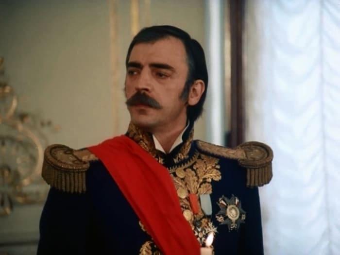 Кадр из фильма *Узник замка Иф*, 1988   Фото: kino-teatr.ru