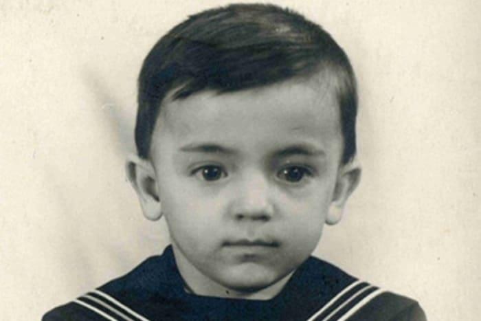 Михаил Боярский в детстве | Фото: 24smi.org