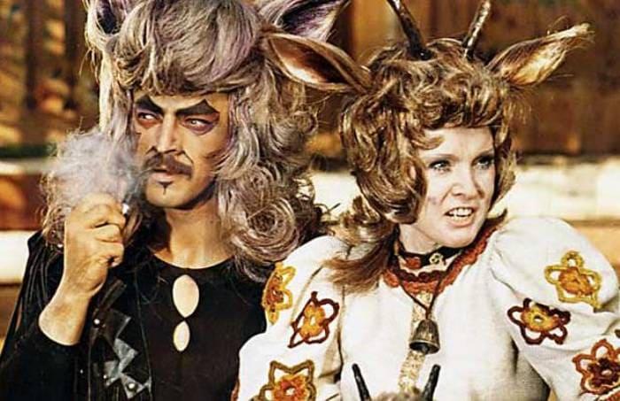 Михаил Боярский и Людмила Гурченко в фильме *Мама*, 1976   Фото: kino-teatr.ru