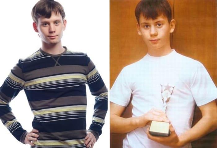 Юный актер с *Детским Оскаром*   Фото: kino-teatr.ru