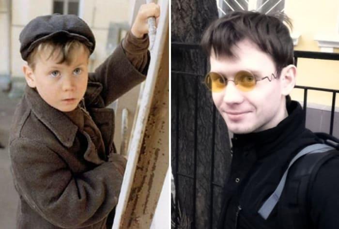 Михаил Филипчук тогда и сейчас   Фото: kino-teatr.ru, peoples.ru