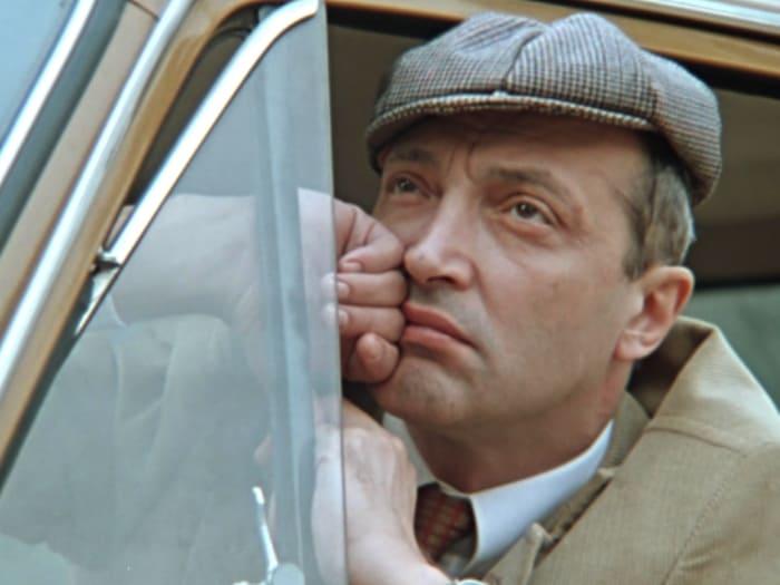 Михаил Козаков в фильме *Покровские ворота*, 1982 | Фото: kino-teatr.ru