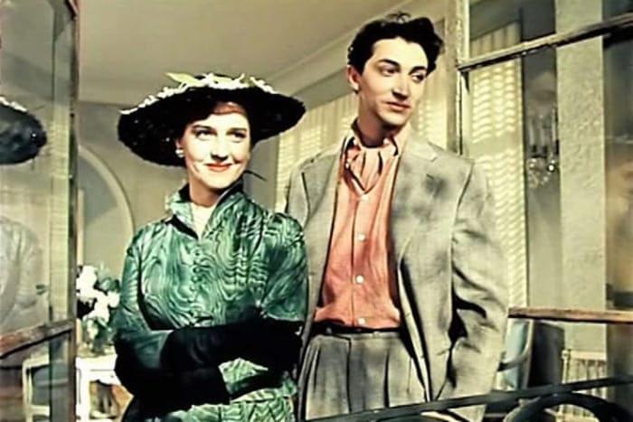 Кадр из фильма *Убийство на улице Данте*, 1956 | Фото: kino-teatr.ru