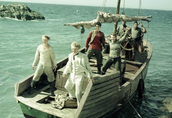 Кадр из фильма *Новые приключения неуловимых*, 1968 | Фото: rg.ru