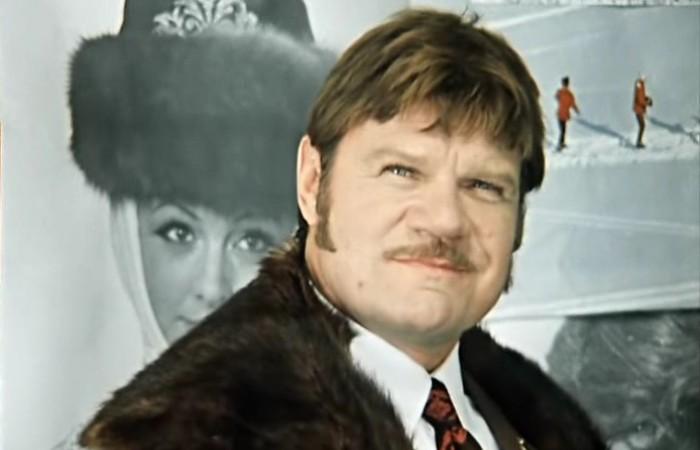 Михаил Пуговкин в фильме *Иван Васильевич меняет профессию*, 1973 | Фото: kino-teatr.ru
