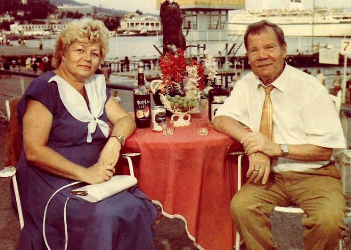Актер с третьей женой | Фото: bulvar.com.ua