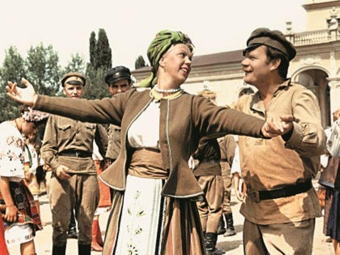 Кадр из фильма *Свадьба в Малиновке*, 1967 | Фото: sobesednik.ru