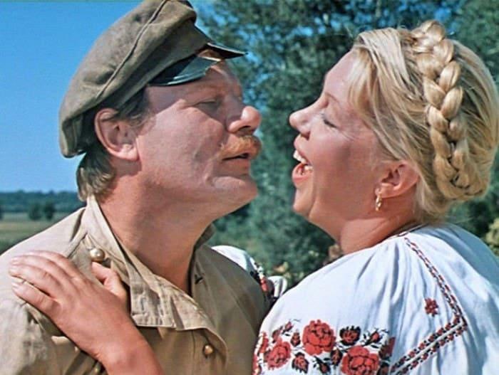 Кадр из фильма *Свадьба в Малиновке*, 1967 | Фото: biography-life.ru