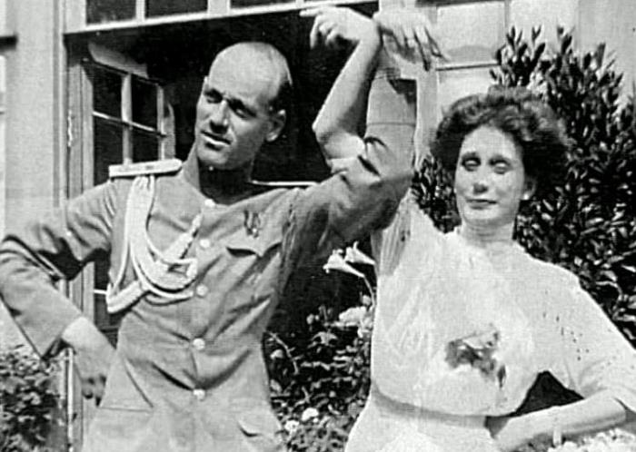 Великий князь Михаил Александрович и Наталья Сергеевна Брасова | Фото: liveinternet.ru