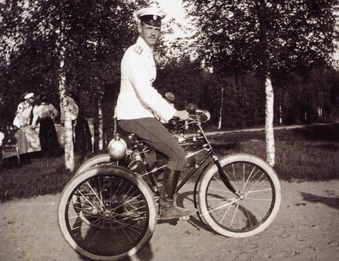 Великий князь Михаил Александрович | Фото: velotver.ru