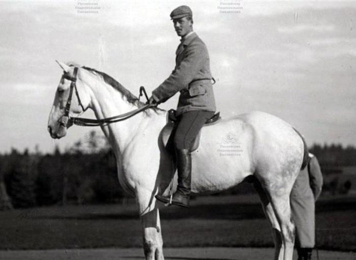 Великий князь Михаил Александрович, 1896 | Фото: istpravda.ru