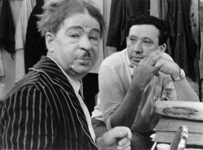 Михаил Румянцев и Юрий Никулин | Фото: kino-teatr.ru