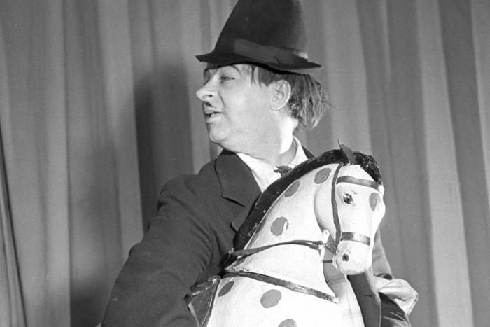 Легендарный клоун Карандаш | Фото: iz.ru