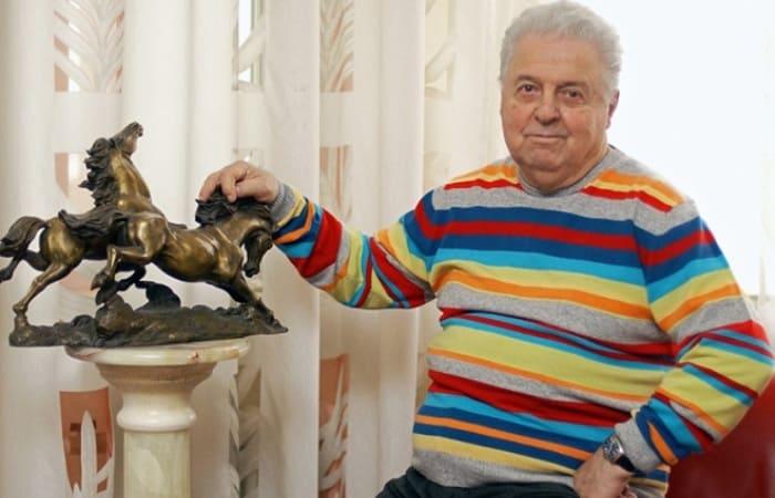 Знаменитый советский и российский поэт-песенник Михаил Танич | Фото: 24smi.org