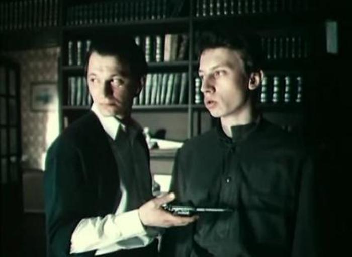 Михаил Трухин в фильме *Циники*, 1991 | Фото: kino-teatr.ru