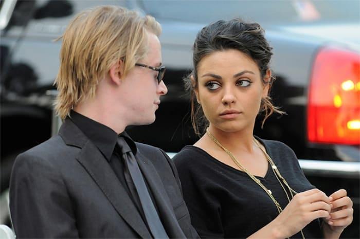 Маколей Калкин и Мила Кунис | Фото: aif.ru