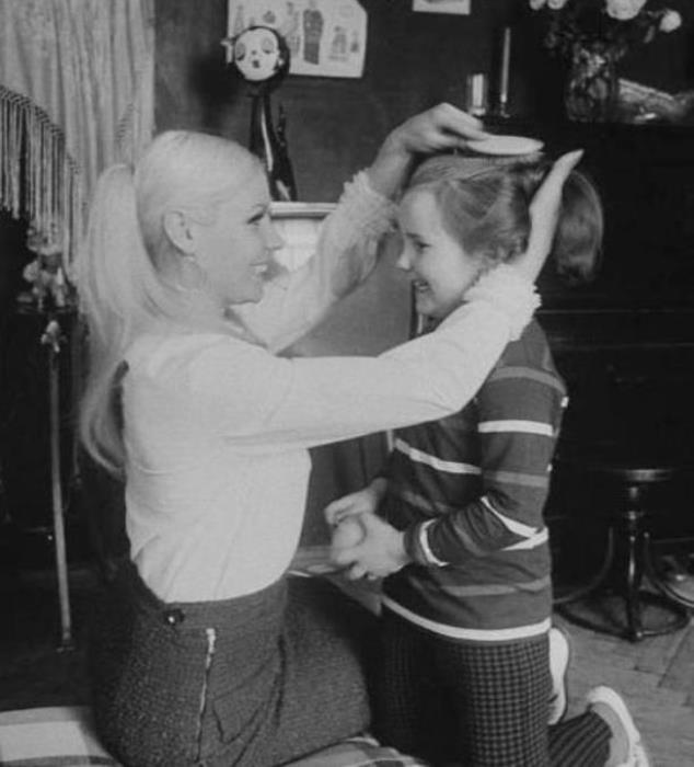 Советская манекенщица Мила Романовская | Фото: fb.ru