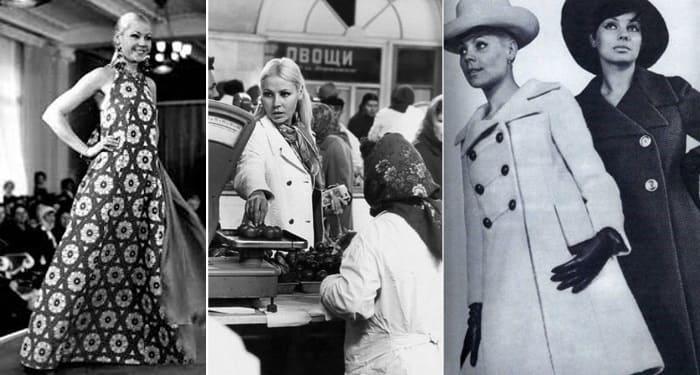 Одна из первых советских манекенщиц, продолживших карьеру в эмиграции | Фото: modagid.ru